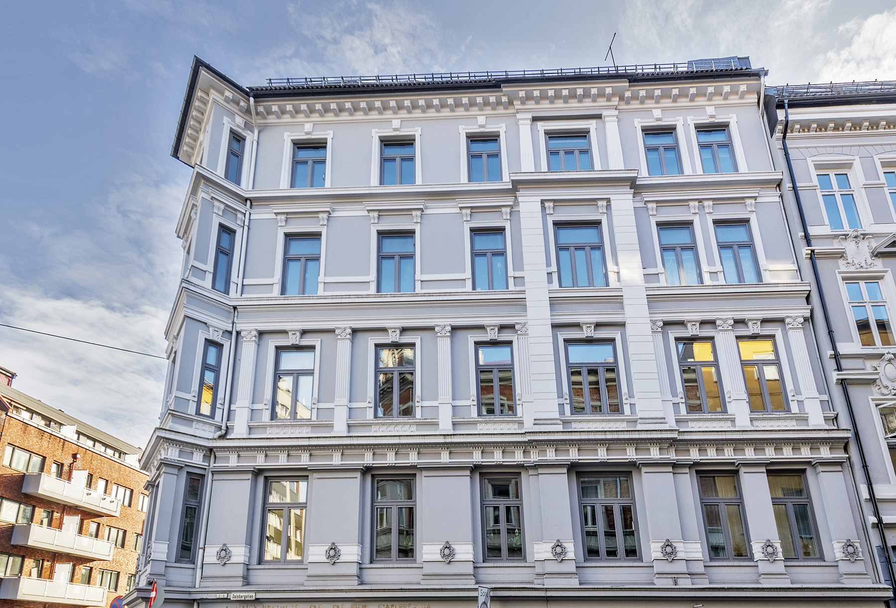 Oslo fasadeoppgradering