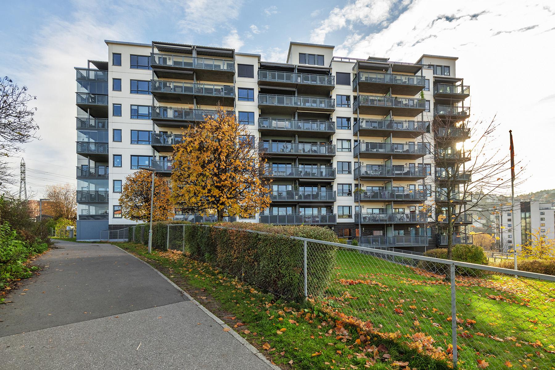 Fasadeoppgradering Oslo